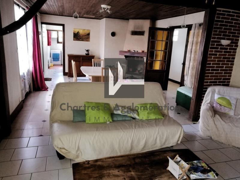 Vente maison / villa Courville sur eure 106300€ - Photo 1