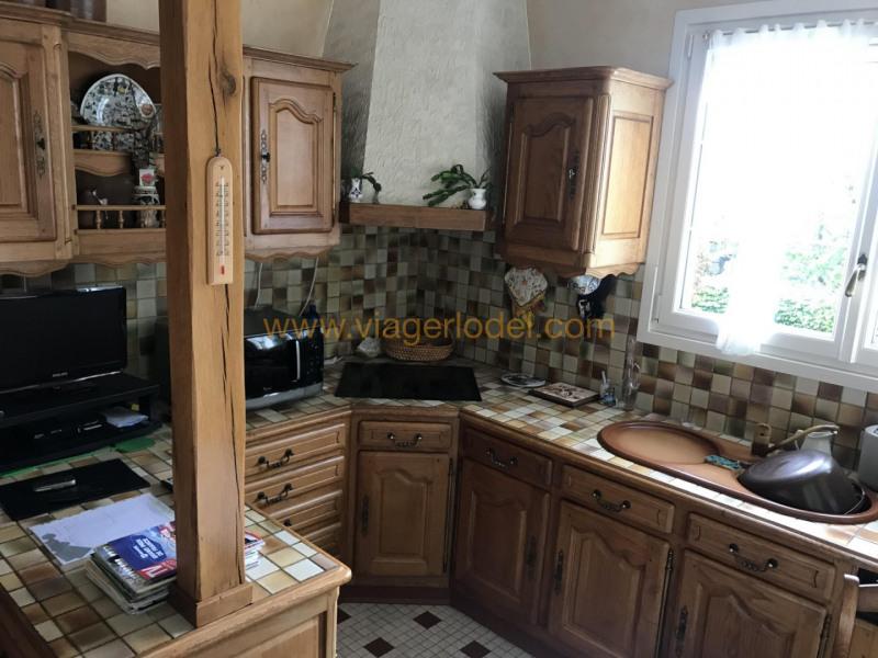 Vitalicio  casa Port-brillet 52500€ - Fotografía 7