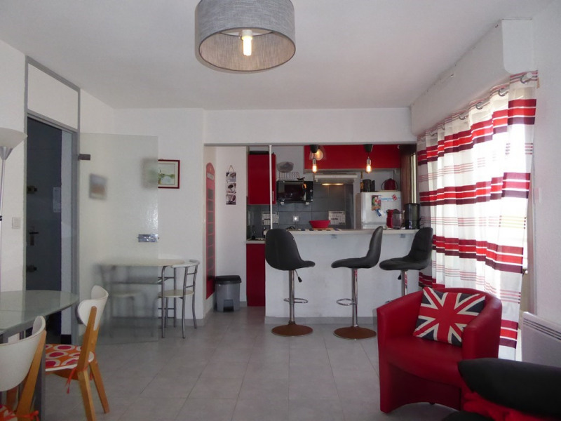 Vacation rental apartment Biscarrosse plage 250€ - Picture 1