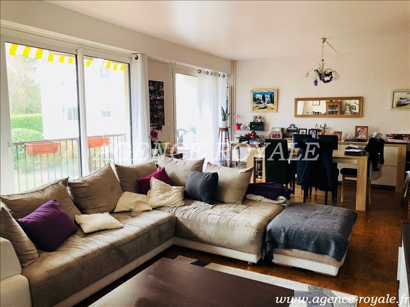Vente appartement Chambourcy 367 000€ - Photo 1