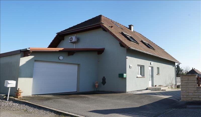 Vente de prestige maison / villa Lauterbourg 349500€ - Photo 1