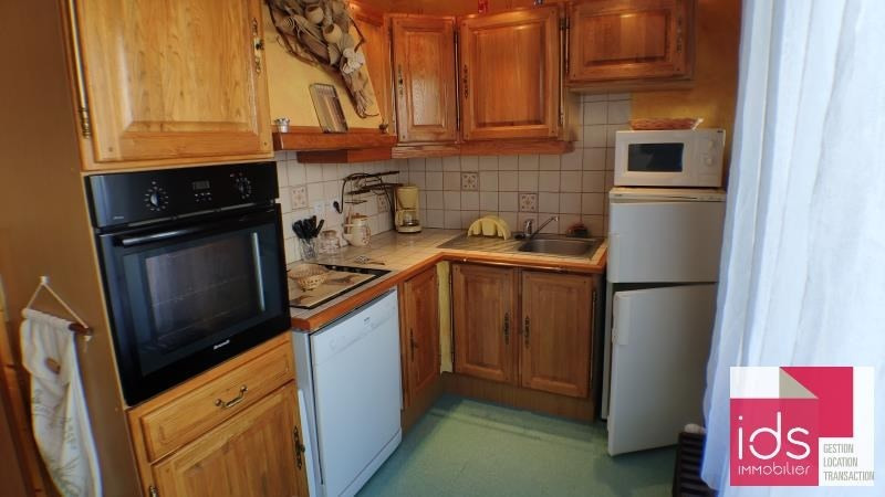 Sale apartment Le collet d'allevard 82 000€ - Picture 3