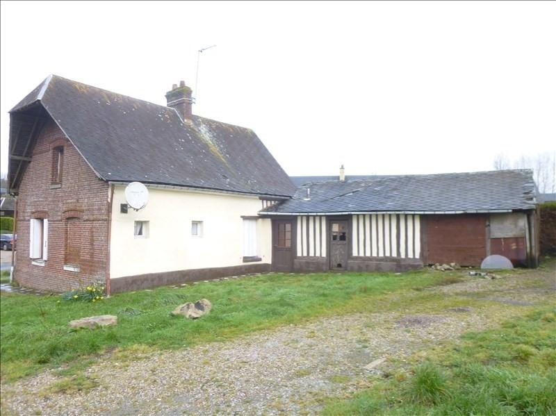 Vendita casa St valery en caux 118000€ - Fotografia 4