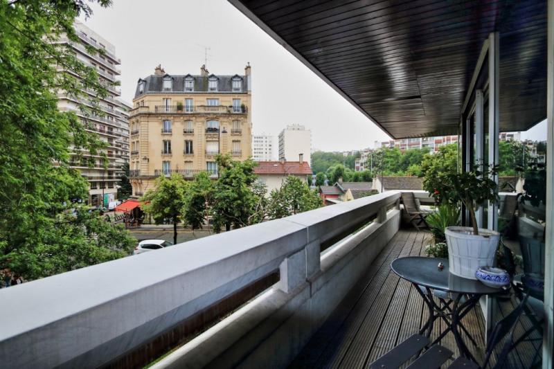 Verkauf von luxusobjekt wohnung Paris 15ème 1249000€ - Fotografie 4