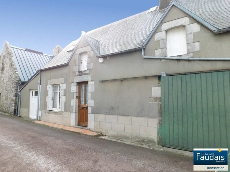 Vente maison / villa Regneville sur mer 132500€ - Photo 1