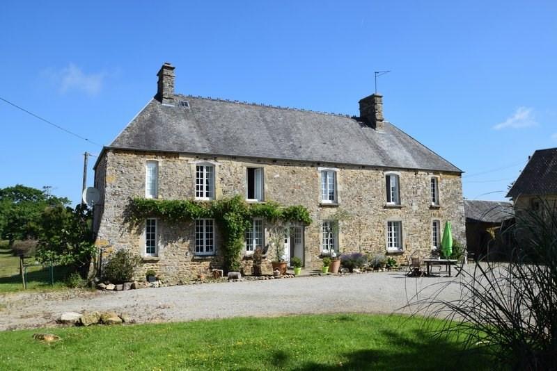 Verkoop  huis La haye du puits 349500€ - Foto 1