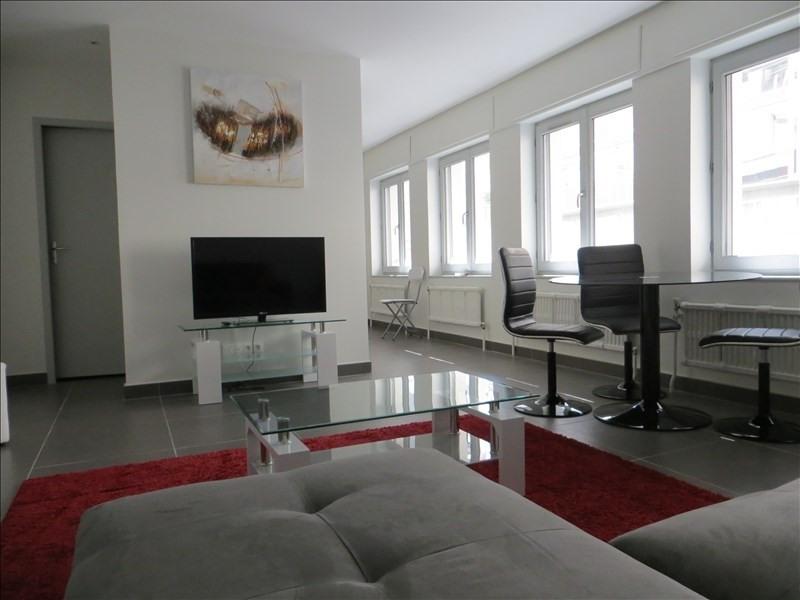 Rental apartment Lyon 6ème 1123€ CC - Picture 1