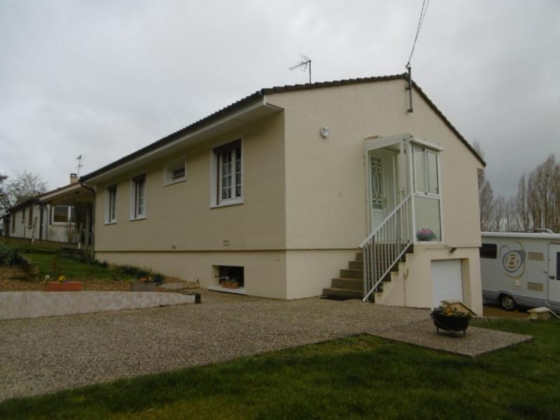 Vente maison / villa Montoire sur le loir 122500€ - Photo 1