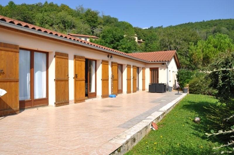 Sale house / villa Ville sur jarnioux 350000€ - Picture 1