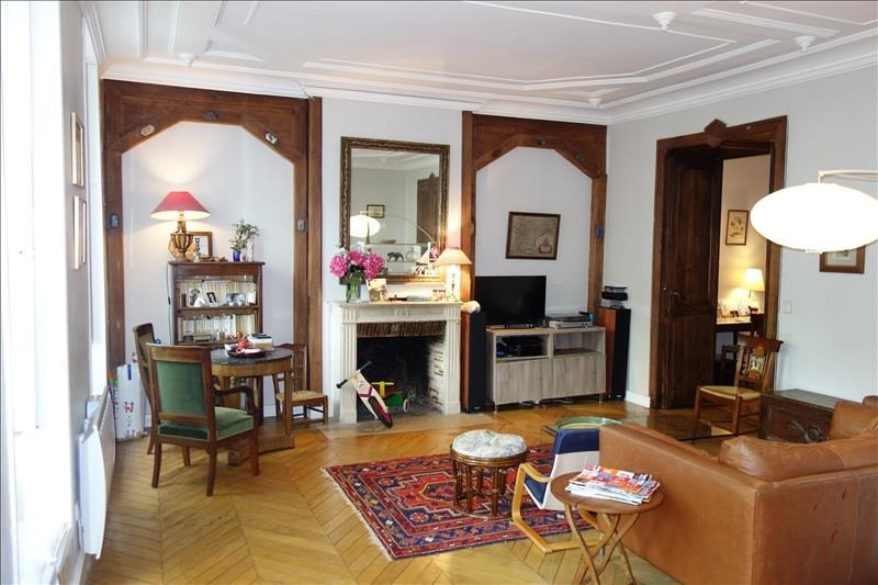 Vente appartement Versailles 890000€ - Photo 1