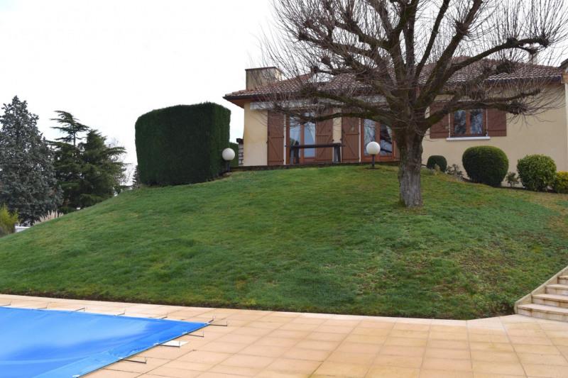 Vente maison / villa La tour de salvagny 525000€ - Photo 9