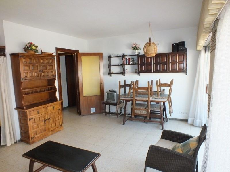 Alquiler vacaciones  apartamento Roses santa-margarita 260€ - Fotografía 13