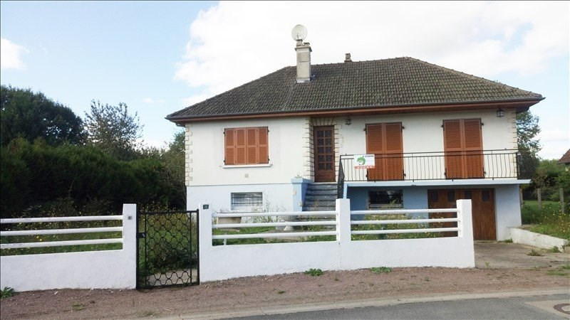 Sale house / villa Le veurdre 74 600€ - Picture 10