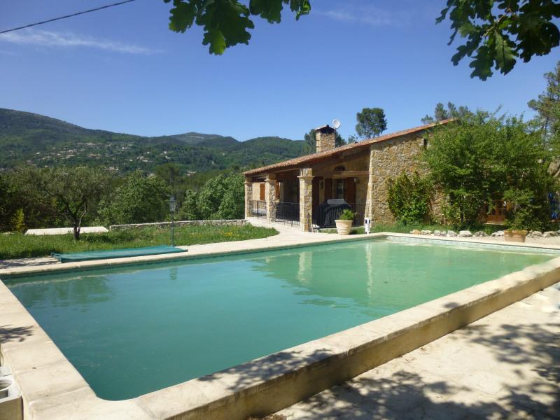 Venta de prestigio  casa Fayence 795000€ - Fotografía 2