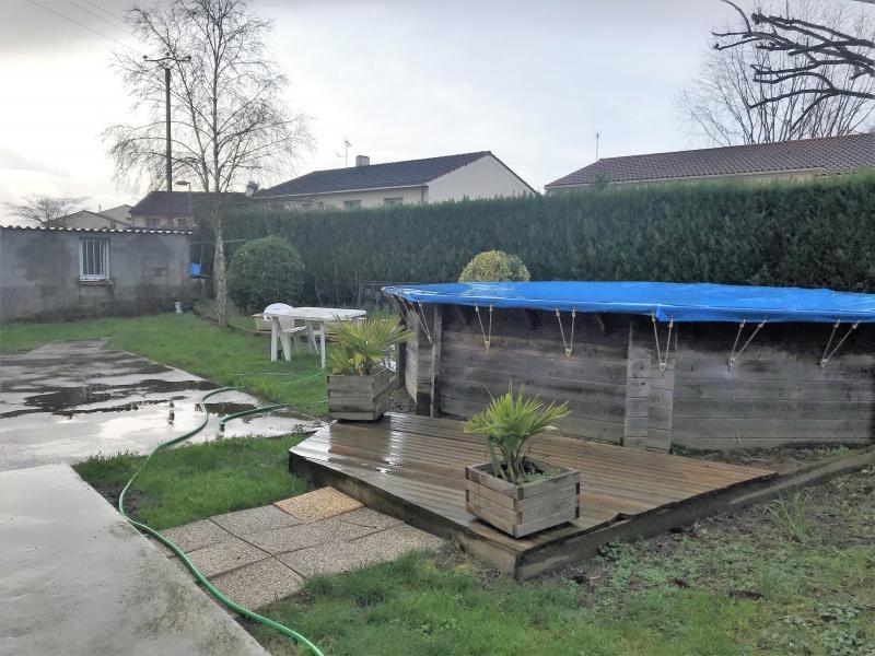 Vente maison / villa Le fief sauvin 164300€ - Photo 5