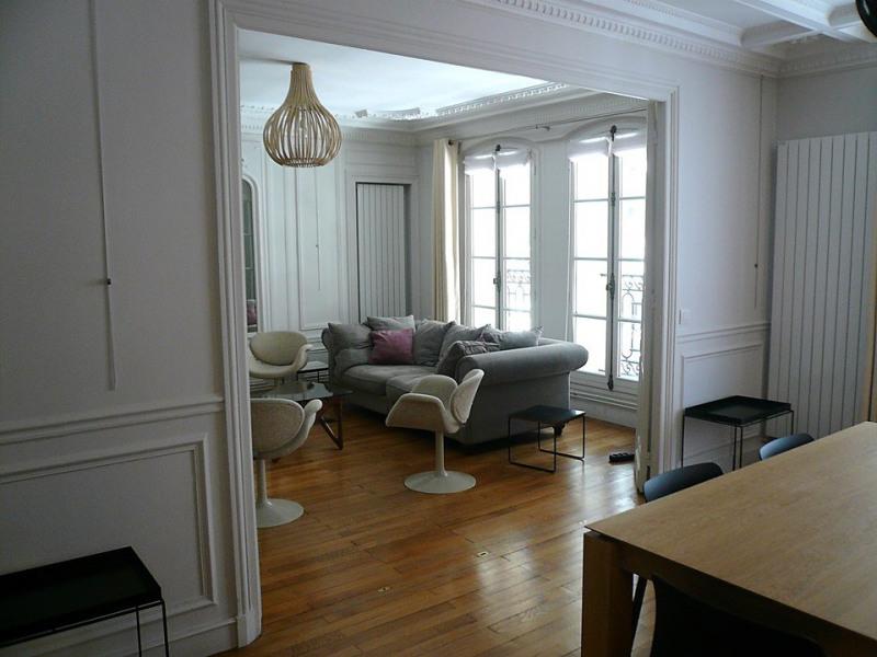 Alquiler  apartamento Paris 17ème 4350€ CC - Fotografía 3
