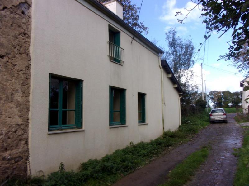 Vente maison / villa Hede bazouges 82080€ - Photo 1