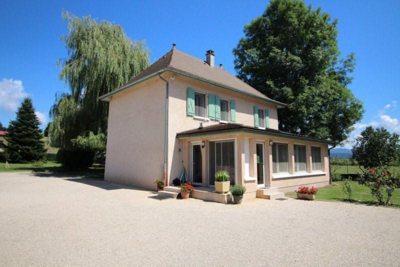 Vente maison / villa Les avenieres 289000€ - Photo 1