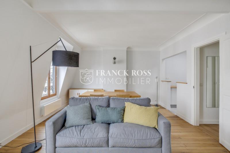 Rental apartment Paris 15ème 1900€ CC - Picture 3