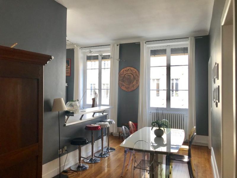 Vente de prestige appartement Lyon 2ème 650000€ - Photo 2