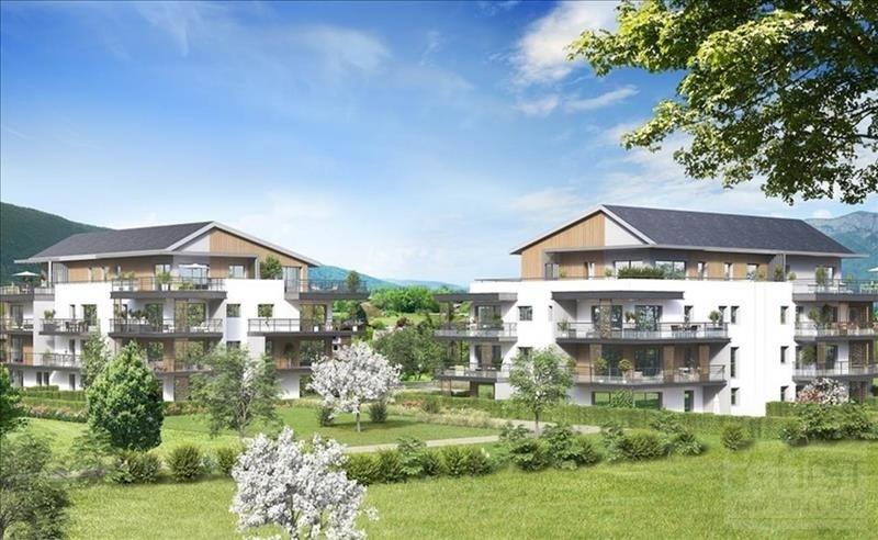 Venta  apartamento Saint jorioz 296000€ - Fotografía 1