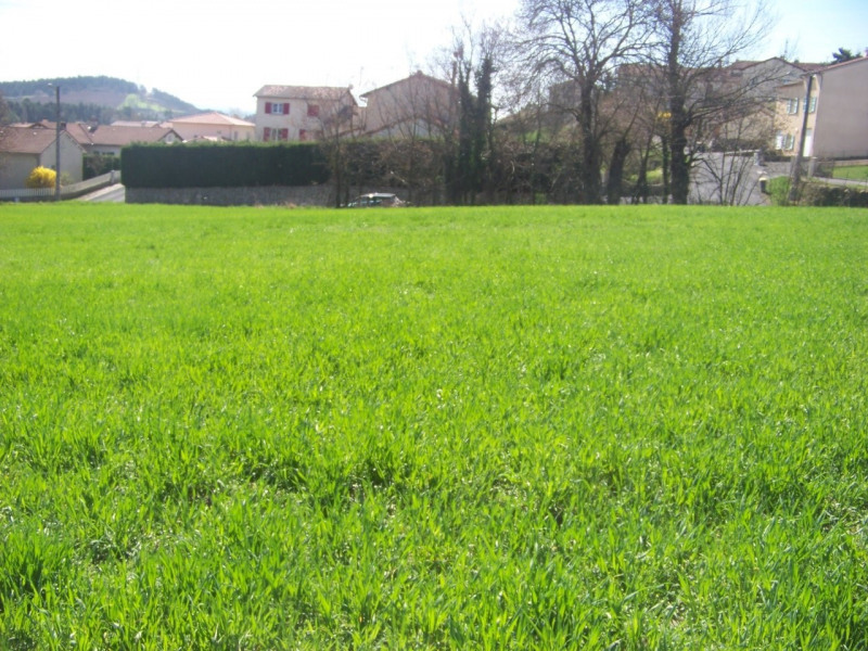 Vente terrain Le puy en velay 54 000€ - Photo 1
