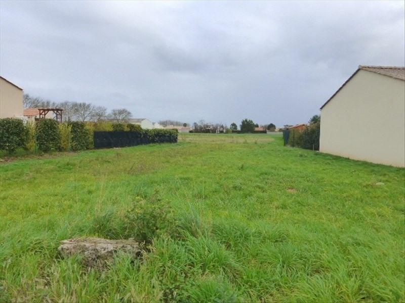 Vente terrain Angles 38500€ - Photo 2