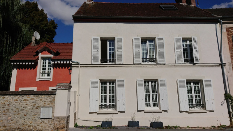 Vente maison / villa Saint-cyr-sur-morin 300000€ - Photo 2