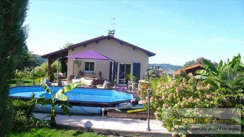 Sale house / villa Courpiere 214200€ - Picture 3