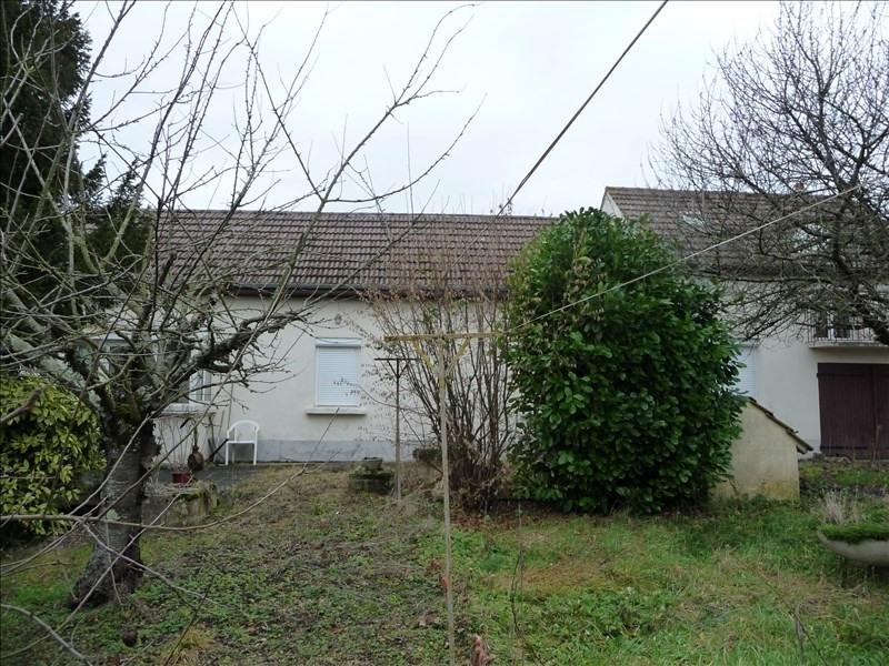 Sale house / villa St jean de losne 88500€ - Picture 1