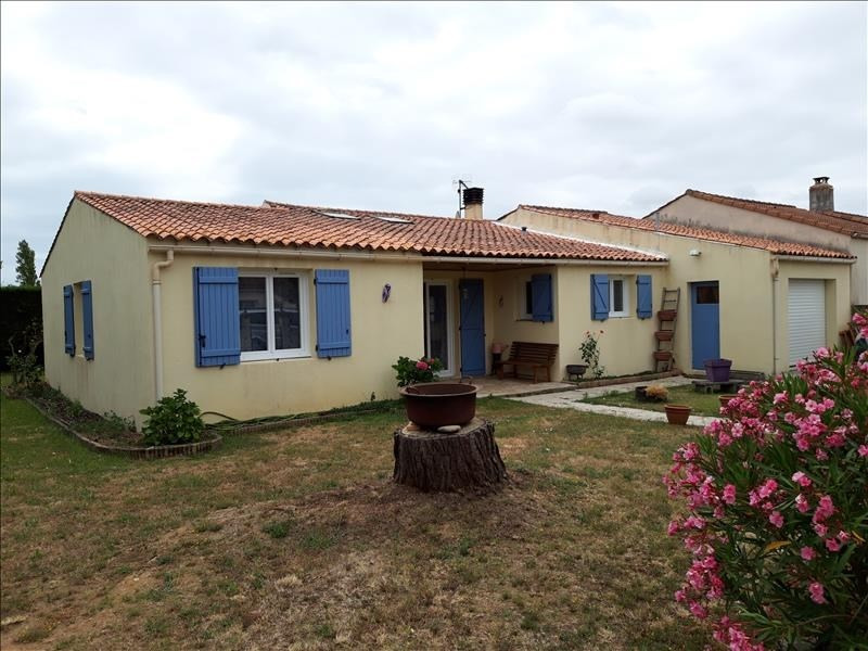 Vente maison / villa Grues 191880€ - Photo 1