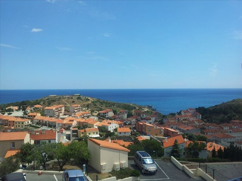 Sale apartment Port vendres 120 000€ - Picture 1