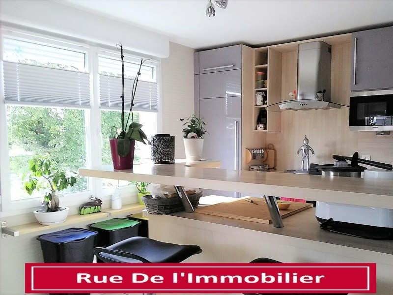 Vente appartement Dauendorf 186000€ - Photo 1
