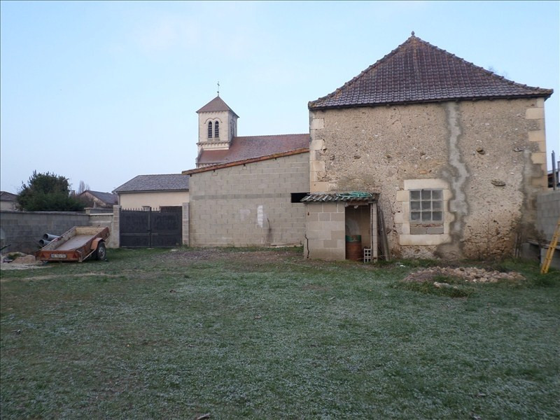 Vente maison / villa Chauvigny 43 000€ - Photo 2