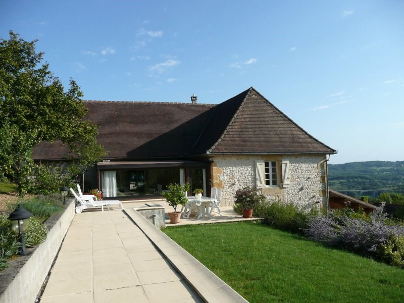 Sale house / villa Azerat 425250€ - Picture 2