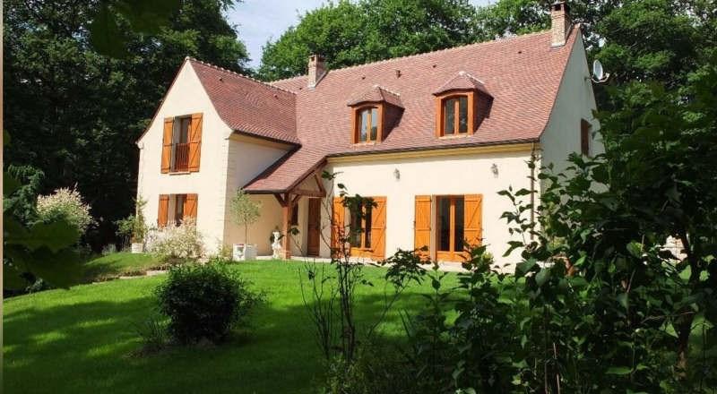 Vente de prestige maison / villa Ermenonville 624000€ - Photo 1