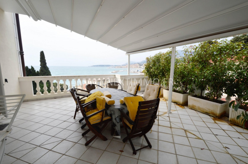 Vente de prestige appartement Menton 850 000€ - Photo 1