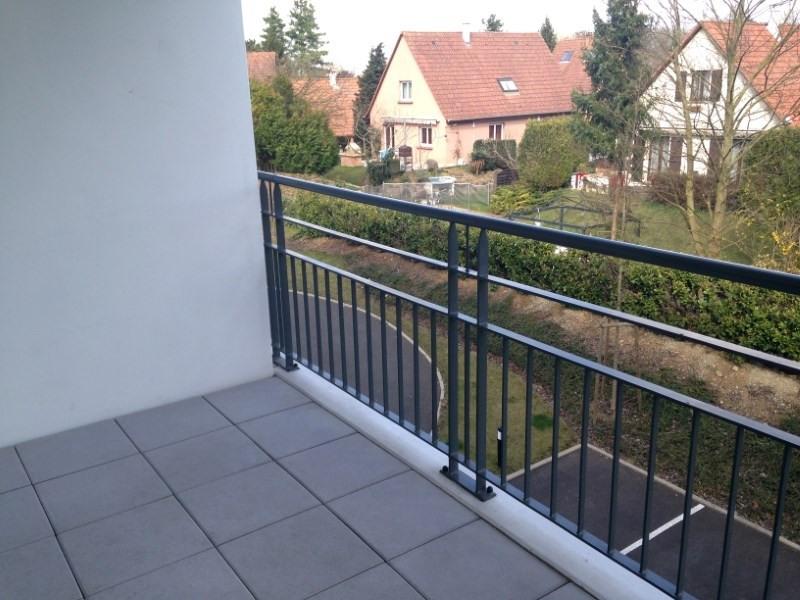 Rental apartment Eckbolsheim 599€ CC - Picture 8