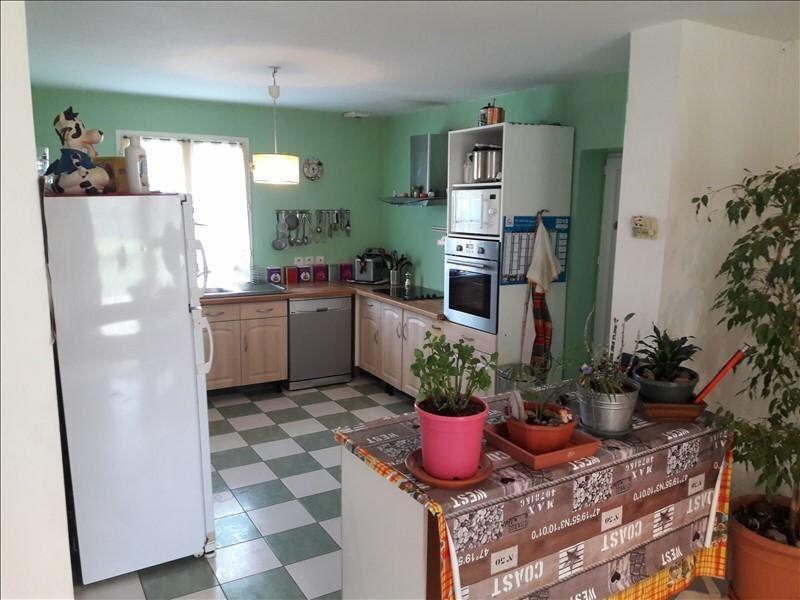 Sale house / villa Chaumont en vexin 221400€ - Picture 2
