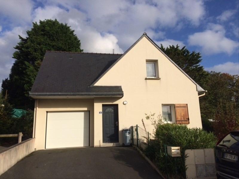 Sale house / villa Quimper 214000€ - Picture 1