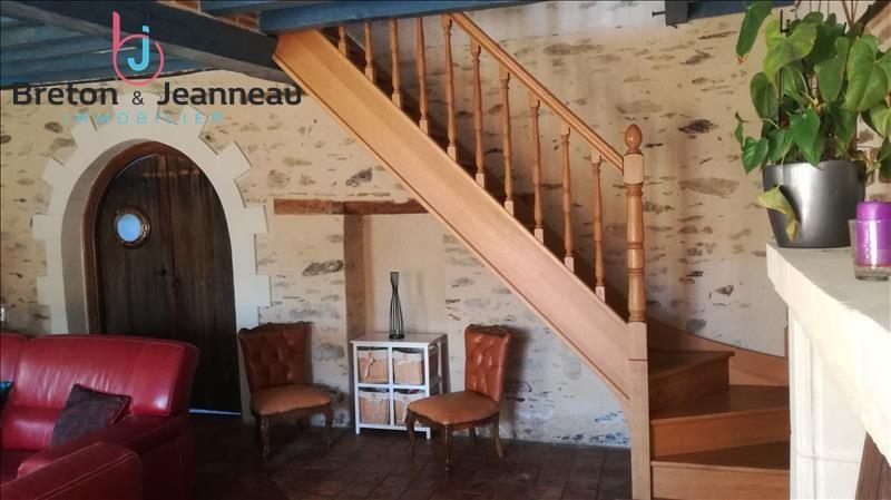 Sale house / villa Chemaze 213200€ - Picture 2