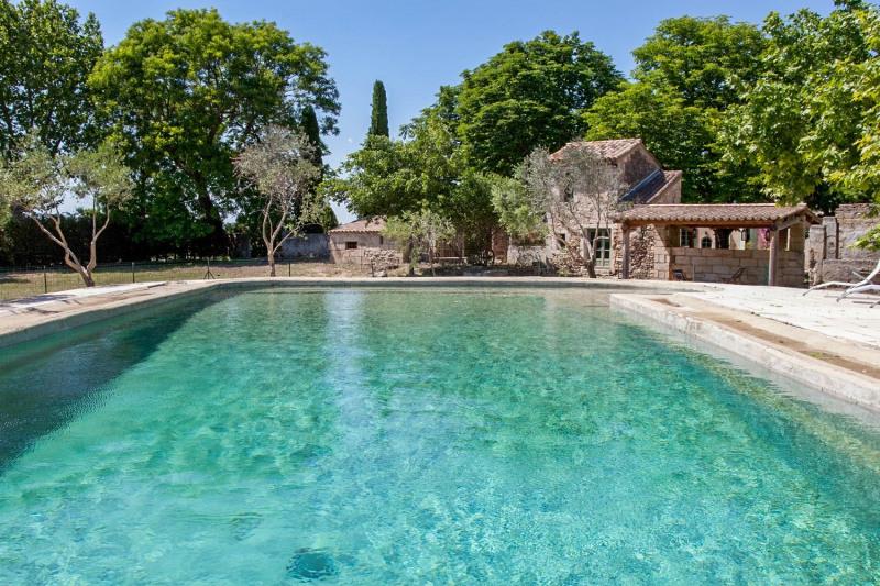 Immobile residenziali di prestigio casa Uzes 1570000€ - Fotografia 3