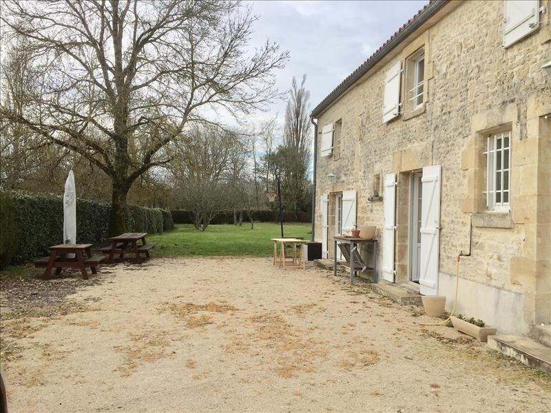 Location maison / villa Coulonges sur l autize 800€ CC - Photo 1