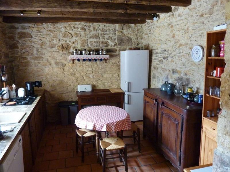 Sale house / villa Castels 129600€ - Picture 7