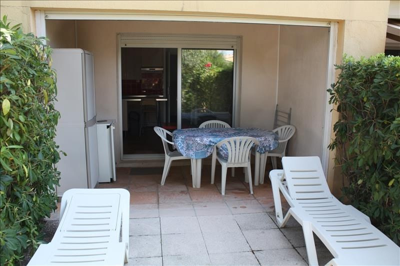 Sale apartment Les issambres 135 000€ - Picture 1