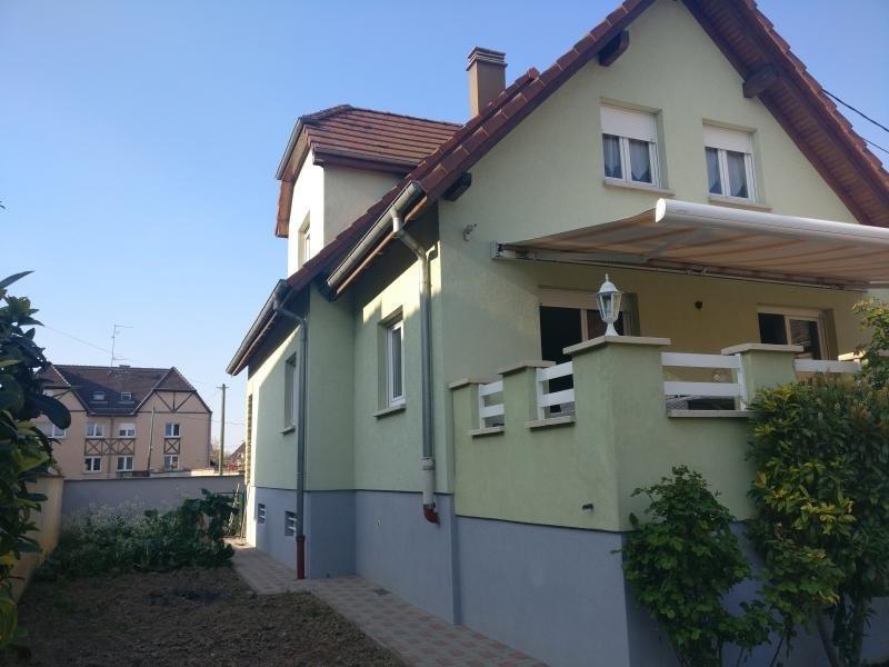 Venta  casa Geispolsheim 434600€ - Fotografía 15
