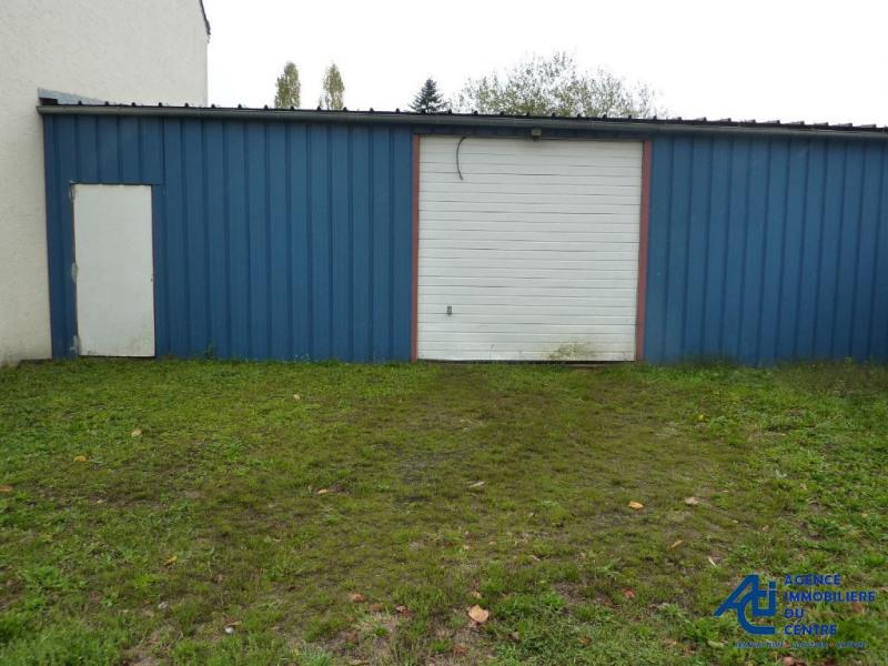 Terrain constructible avec atelier, Pontivy 380 m²