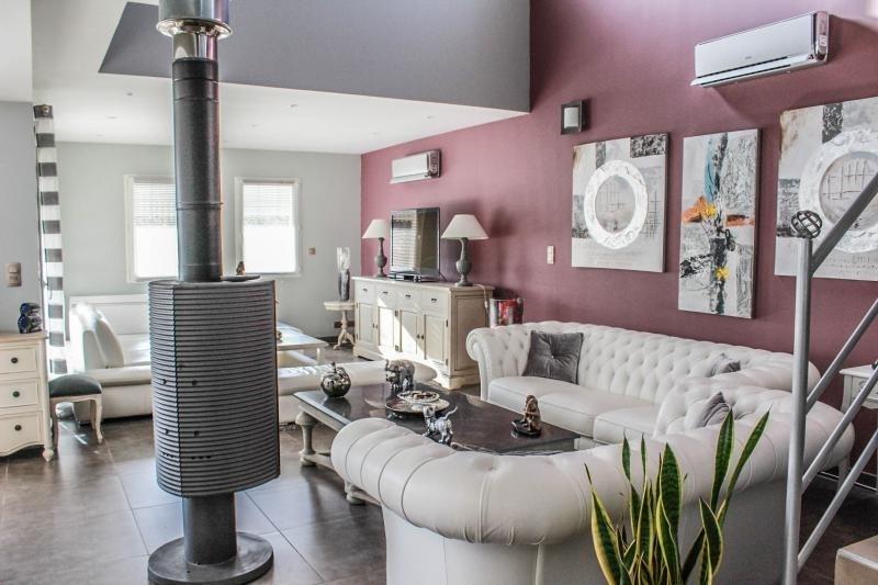 Deluxe sale house / villa Pujaut 493000€ - Picture 5