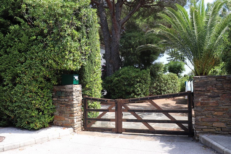 Vacation rental house / villa Cavalaire sur mer 1000€ - Picture 21