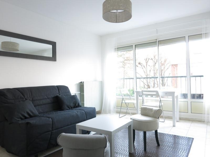 Rental apartment Boulogne billancourt 890€ CC - Picture 1
